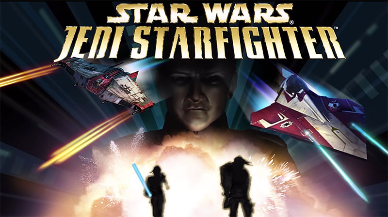 Games with Gold noviembre Star Wars Jedi Starfighter