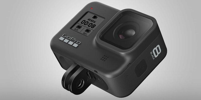 GoPro HERO 8 Black llega a México el 20 de octubre y aquí su precio