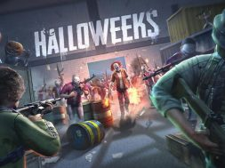 Halloweeks PUBG Mobile