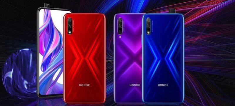 Honor 9X prueba