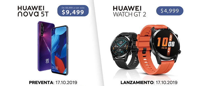 Huawei tienda en linea Mexico