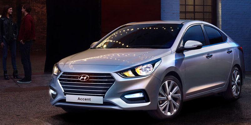 Accent sedán fue el vehículo Hyundai más vendido en 2019