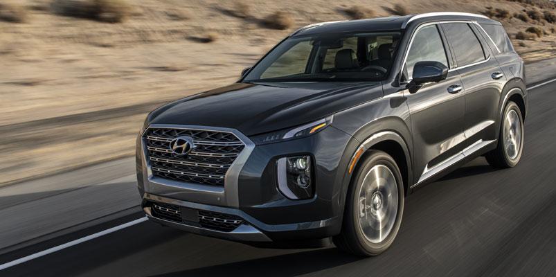 Hyundai Palisade con la mejor tecnología en su interior: WardsAuto