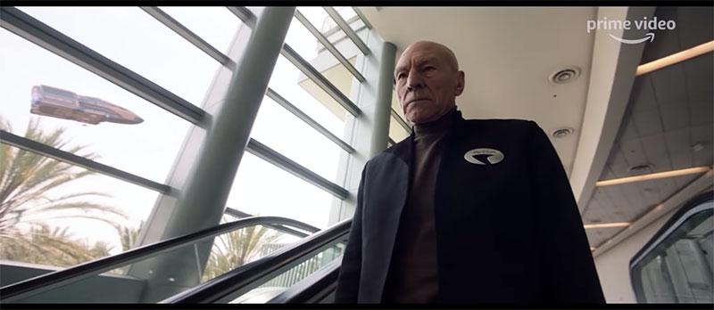 Jean-Luc Picard serie