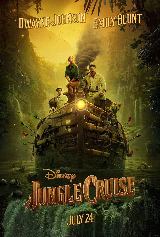 Jungle Cruise poster 1