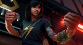 Así son los poderes de Kamala Khan en el juego Marvel's Avengers