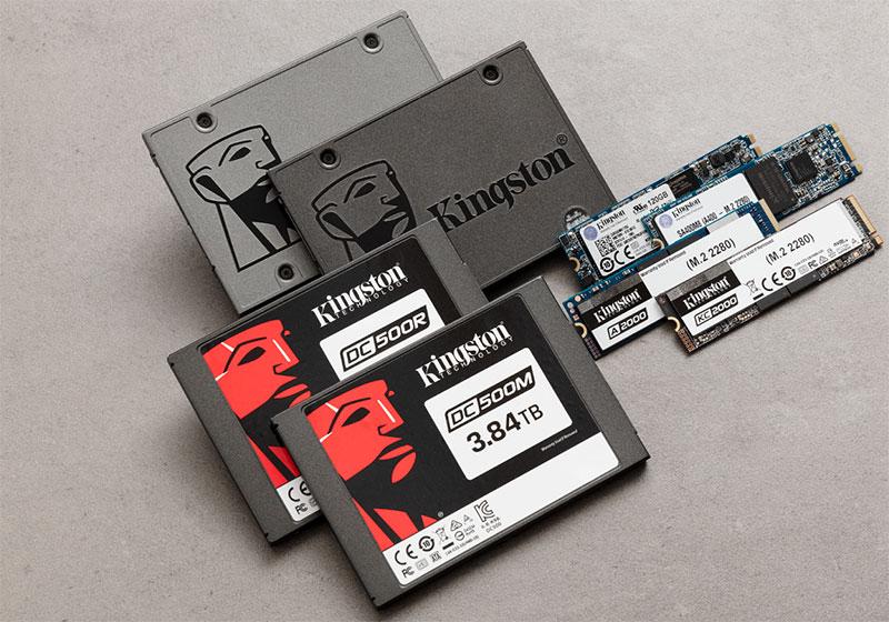 Kingston Technology SSD Familia