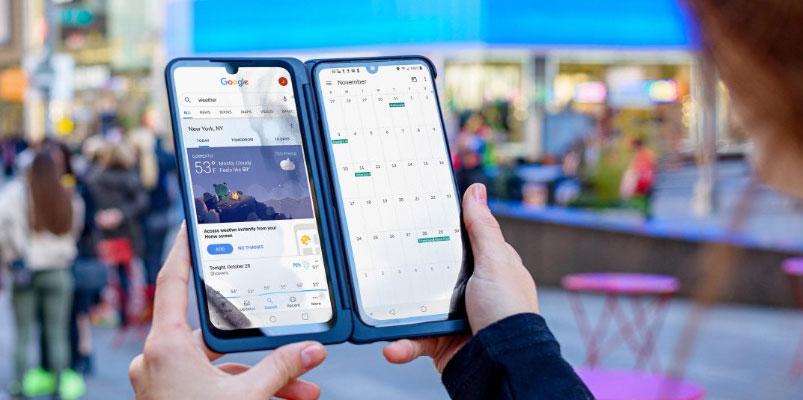 LG G8X ThinQ con LG Dual Screen prepara su llegada a México