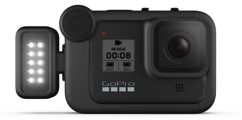 Light Mod GoPro HERO 8 Black