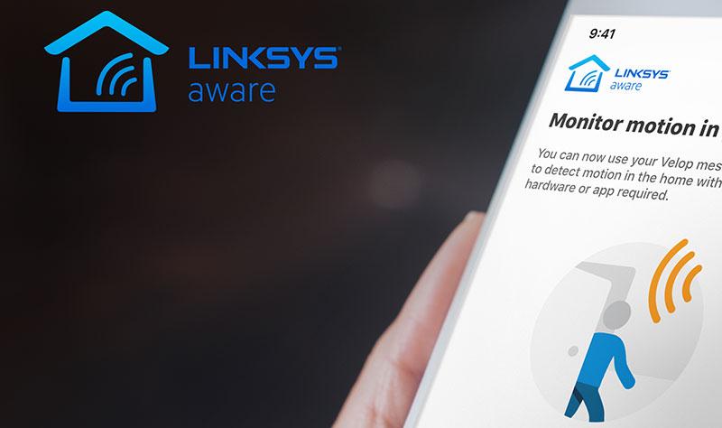 Linksys Aware App
