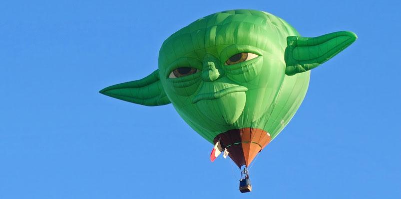 El Maestro Yoda estará en Festival Internacional del Globo en León