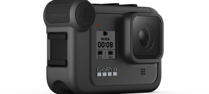 Media Mod GoPro HERO 8 Black
