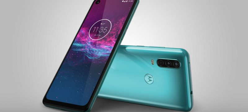 Motorola One Action Aqua Mexico