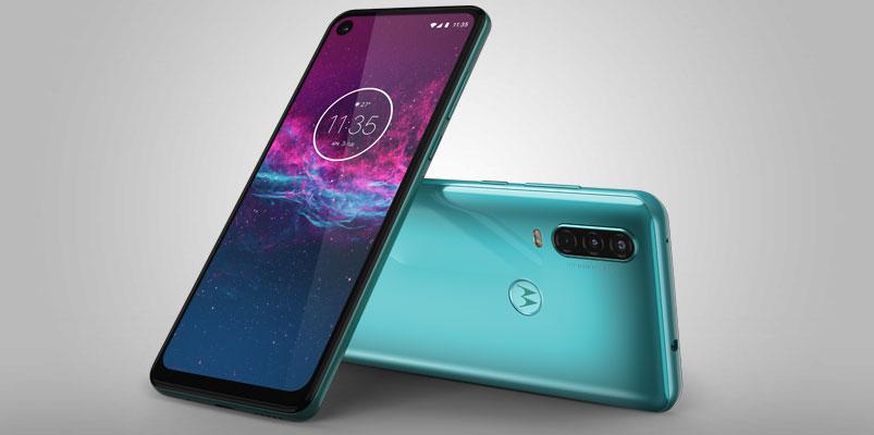 Llega a México el Motorola One Action en color Aqua, aquí su precio