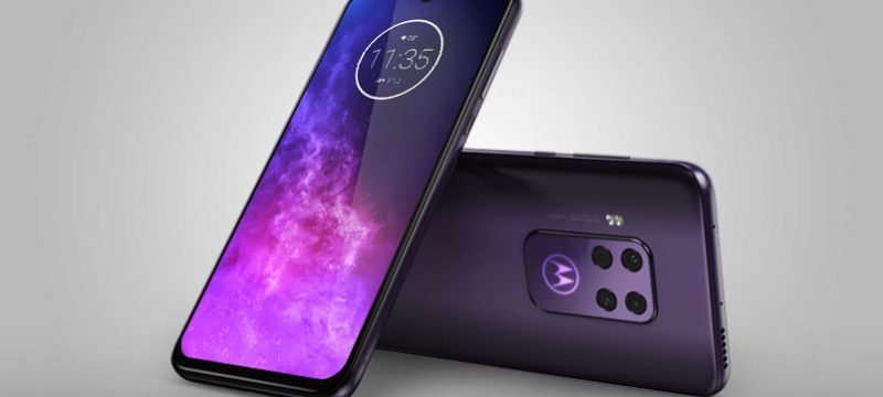 Motorola One Zoom Telcel