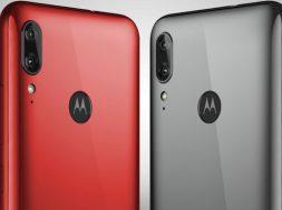 Motorola e6 Plus 4/64