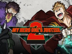 My Hero One's Justice 2 logo