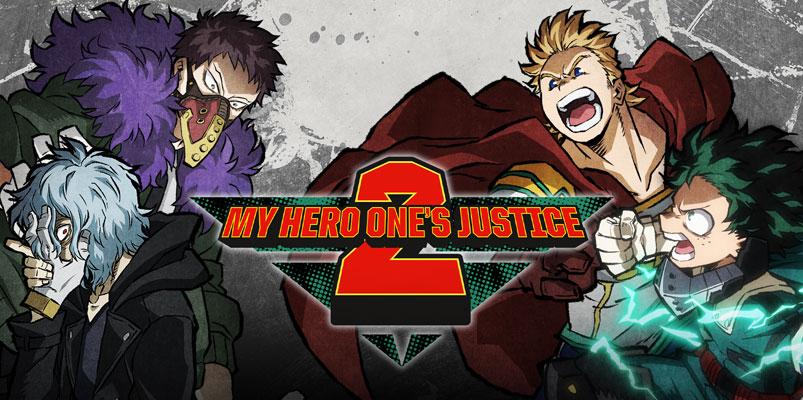 Es oficial, My Hero One's Justice 2 sí llegará a México en 2020