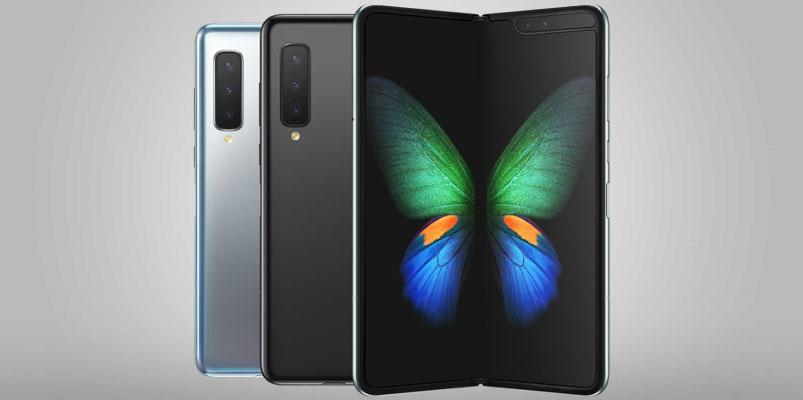 Samsung alista la preventa de Galaxy Fold en México; llega este mes