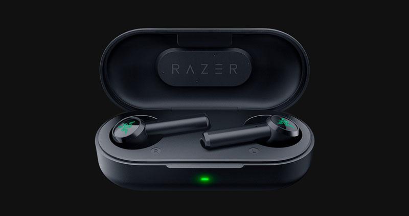 Razer Hammerhead True Wireless caja