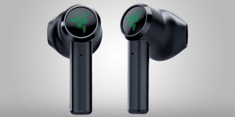 Razer Hammerhead True Wireless, audífonos inalámbricos para gamers