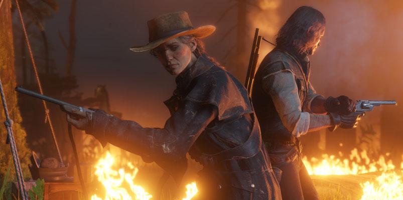 Red Dead Redemption 2 llegará a PC y estará disponible en noviembre