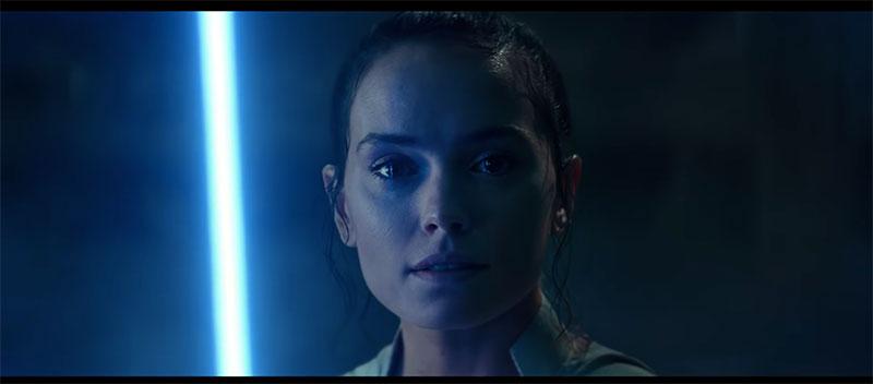 Star Wars El Ascenso de Skywalker Rey
