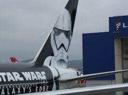Stormtrooper Plane cola