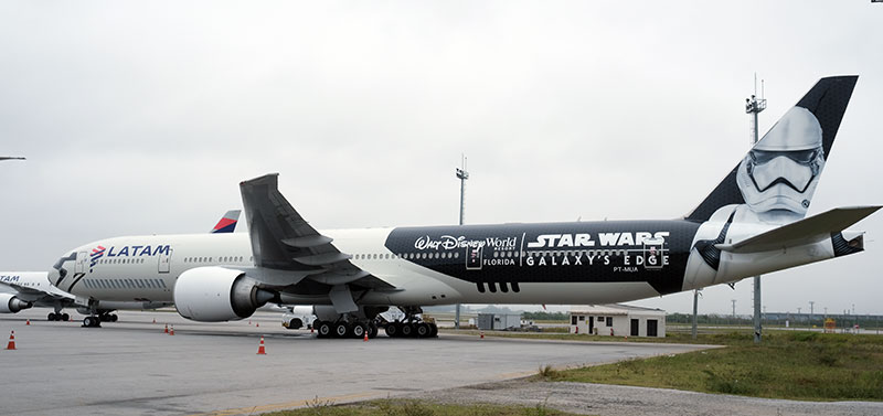 Stormtrooper Plane lateral