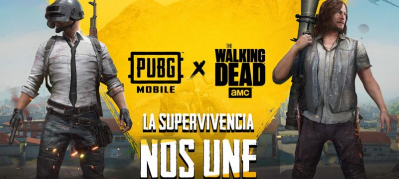 The Walking Dead x PUBG MOBILE