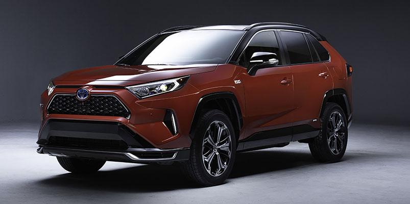 Toyota RAV4 Enchufable 2021