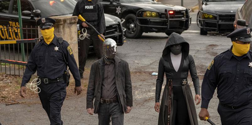 La serie WATCHMEN se estrena este domingo 20 de octubre por HBO
