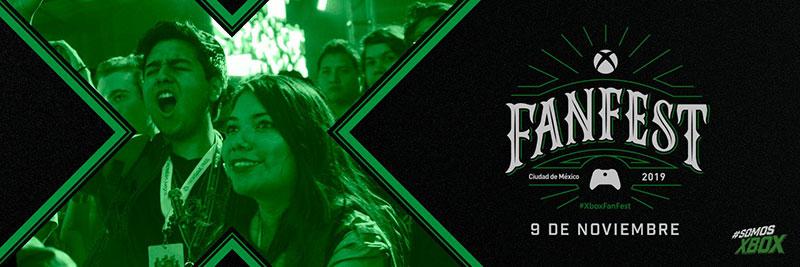 Xbox Fan Fest 2019 Ciudad de Mexico