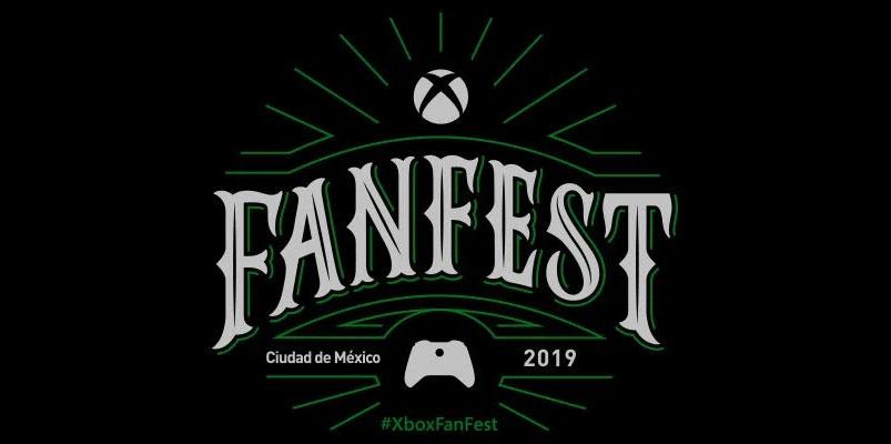 Conoce las fechas y horarios para el Xbox Fan Fest 2019