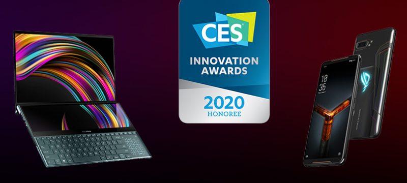 ASUS Premios a la Innovación CES 2020