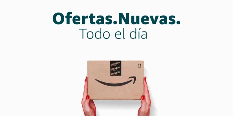 Disfruta de los descuentos del Black Friday en Amazon.com.mx