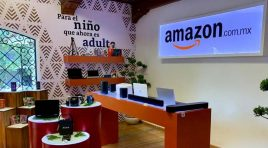 Amazon Holiday House, la casa más inteligente y divertida en México