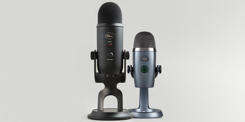 Todos los productos de Blue Microphones llegarán a México