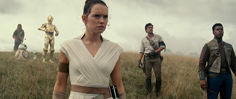 Boletos Star Wars Episidio IX Cine