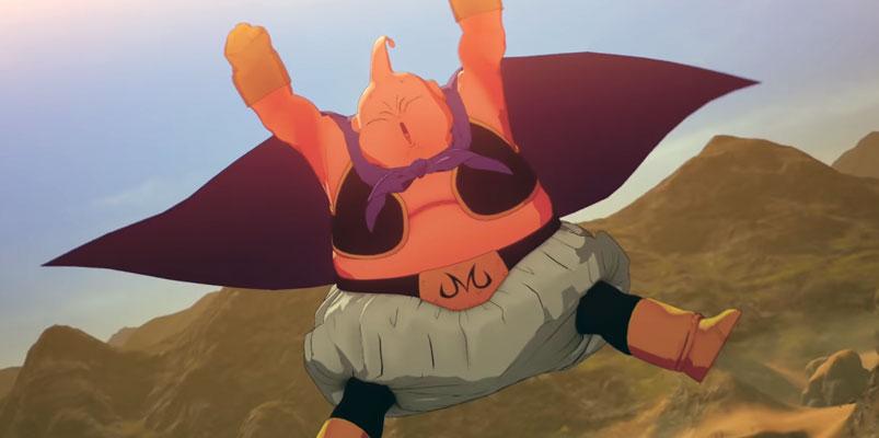 Video de Dragon Ball Z: Kakarot muestra cómo será el Majin Buu Arc