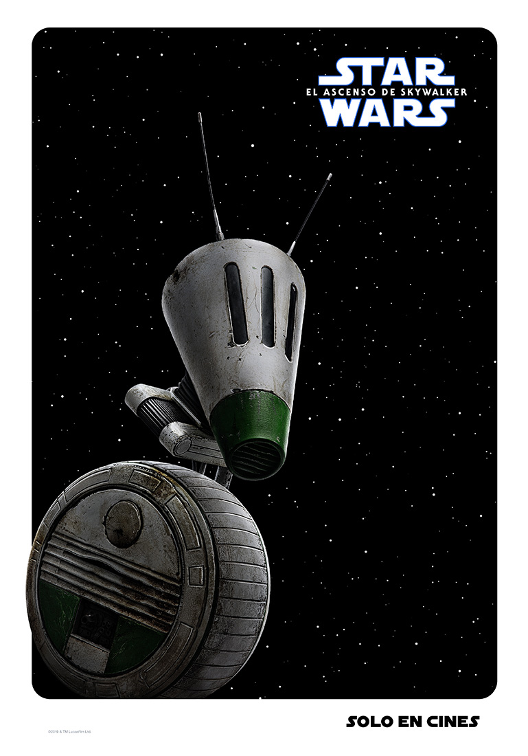 D-O Star Wars poster