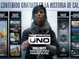 DLC gratuito Modern Warfare