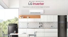 Electrodomésticos y celulares de LG con descuento en el Buen Fin