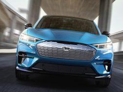 Ford-Mustang-Mach-E tecnologia
