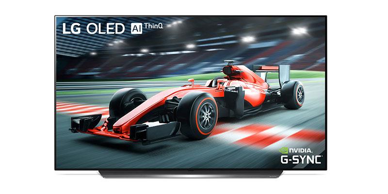 G-SYNC LG OLED TV C9