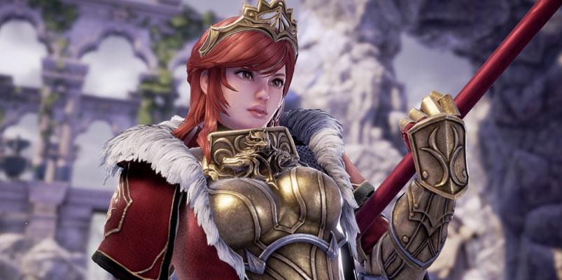 Hildegard von Krone regresa para pelear en Soulcalibur VI