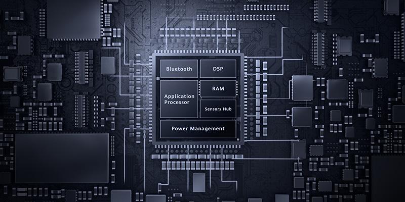 Huawei FreeBuds 3 chip