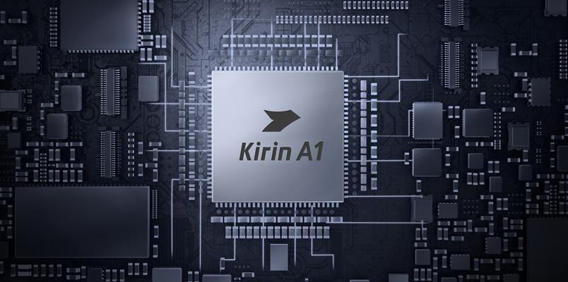 El procesador Kirin A1 es el corazón de los Huawei FreeBuds 3 ...