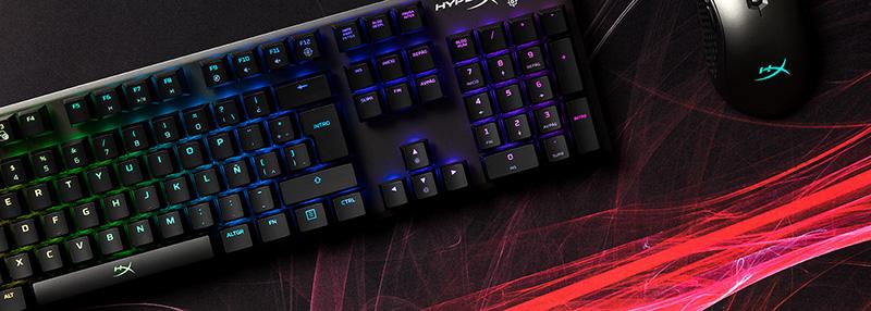 HyperX Alloy FPS RGB Buen Fin