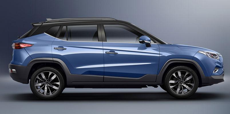 Los 5 vehículos eléctricos de JAC que llegarán a México en 2020